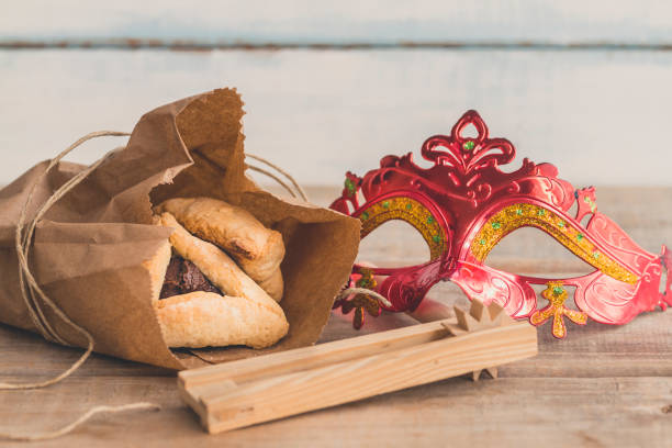 Grow Through the Holidays with Jody Berkel: Purim Edition